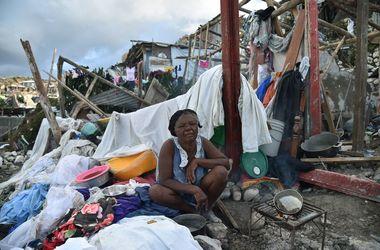 """""""Мэттью"""" принес на Гаити тысячи смертей и холеру"""