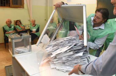 ЦИК Грузии обработала 100% бюллетеней: В парламент проходят три партии