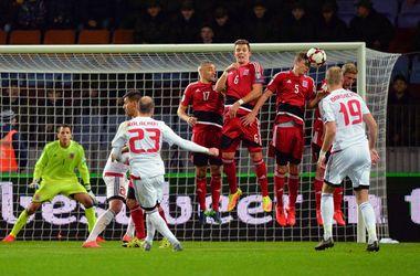ЧМ-2018: Беларусь в большинстве не смогла обыграть скромный Люксембург