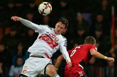 ОБзор матча Беларусь - Люксембург - 1:1