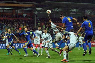 Обзор матча Босния - Кипр - 2:0
