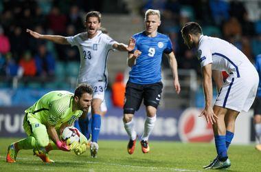 Обзор матча Эстония - Греция - 0:2