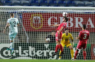 Обзор матча Гибралтар - Бельгия - 0:6