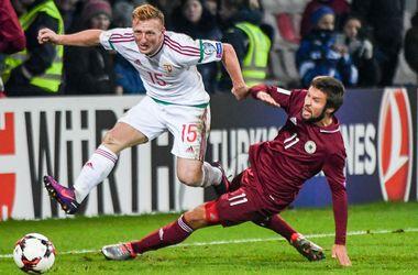 Обзор матча Латвия - Венгрия - 0:2