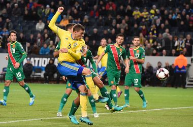 Обзор матча Швеция - Болгария - 3:0