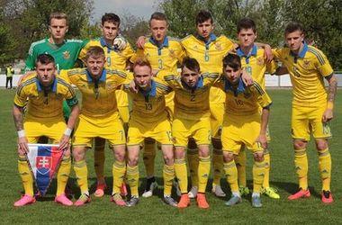 Юношеская сборная Украины проиграла Турции, но вышла в элит-раунд отбора на Евро-2017