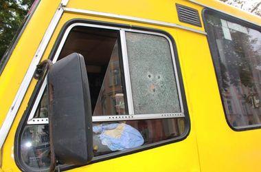 В сети появилось видео с места обстрела маршрутки в Одессе