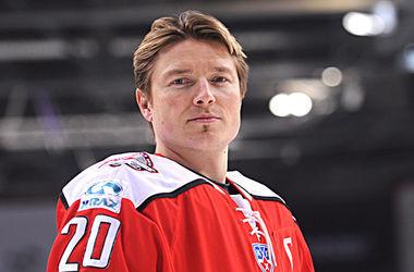 Знаменитый украинский хоккеист Руслан Федотенко завершил карьеру