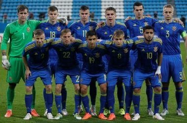 Молодежная сборная Украины в матче с невероятной развязкой обыграла Исландию