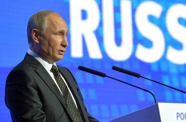 Путин возложил ответственность за ситуацию в Сирии на США и их союзников