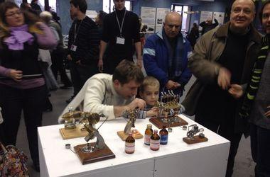 Ученые отправились в тур по Харьковской области с удивительными экспонатами