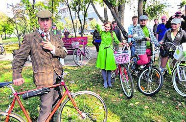 В Харькове устроят велопокатушки в английском стиле