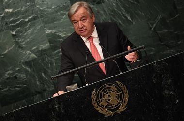 """Новый генсек ООН рассказал о своих задачах на """"службе мира"""""""