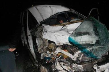 Смертельное ДТП под Одессой: от удара из авто вылетели люди