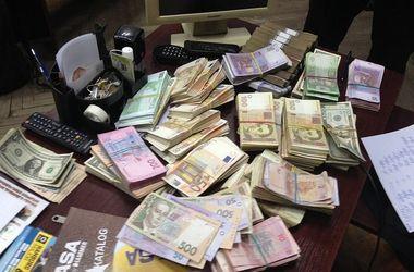 В Одессе накрыли конвертцентр с оборотом в $1 миллион