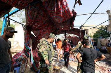 Число жертв жуткого теракта в Багдаде возросло почти вдвое