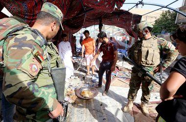 Бесчеловечный теракт в Багдаде: в сети появились первые кадры