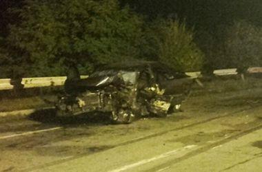 В Черновицкой области в ДТП погибли двое иностранцев, в том числе ребенок