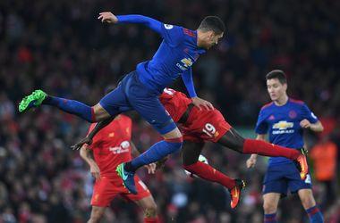 "Суперматч ""Ливерпуль"" - ""Манчестер Юнайтед"" закончился со счетом 0:0"