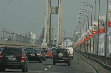 В Киеве станет меньше пробок: завершается ремонт на Южном мосту
