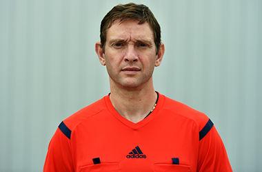 Украинский арбитр Арановский обслужит матч команды Беланда и Балотелли в Лиге Европы