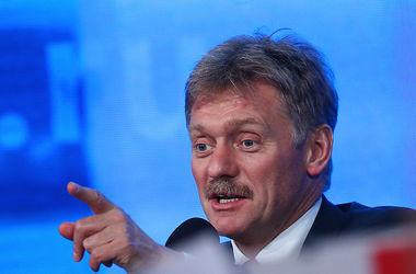 В Кремле отреагировали на угрозы Захарченко в адрес Украины