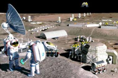 """В КБ """"Южное"""" заявляют, что Украина могла бы построить базу на Луне"""