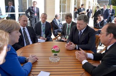 """Встреча """"нормандской четверки"""": ожидания украинских политиков и экспертов"""