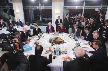 """Переговоры """"нормандской четверки"""" в Берлине: чуда не произошло"""