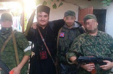 СБУ занялась российским священником-боевиком