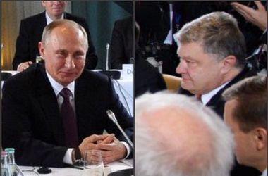 В Кремле заявили, что Путин не согласен с Порошенко по обмену пленными