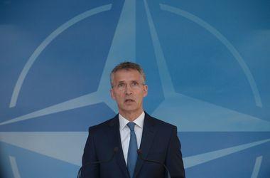 Столтенберг заявил о готовности провести заседание Совета НАТО-Россия, на котором будет идти речь об Украине