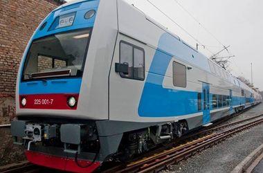 Между Харьковом и Киевом запускают двухэтажный поезд