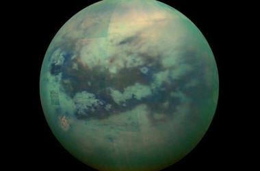 В NASA впервые увидели зиму на Титане