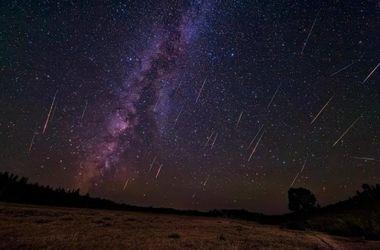 Этой ночью украинцы смогут увидеть один из крупнейших звездопадов года