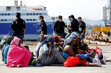 В Средиземном море за два дня утонули 14 мигрантов, спасены 2,4 тысячи человек