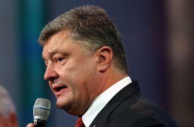 Порошенко назвал две альтернативы Минскому процессу