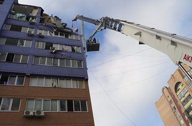 В Рязани спасатели продолжат разбирать завалы дома, где произошел взрыв
