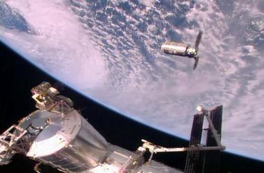Запущенный в космос с помощью ракеты с украинским двигателем грузовик Cygnus прибыл на МКС
