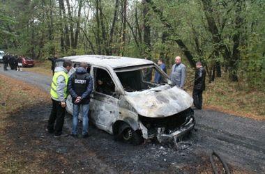 В Санкт-Петербурге задержали предполагаемого убийцу трех украинских инкассаторов
