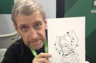 Умер легендарный создатель комиксов Marvel - Новости шоу бизнеса - Художник скончался в Нью-Йорке в возрасте 54 лет, причина смерти пока неизвестна