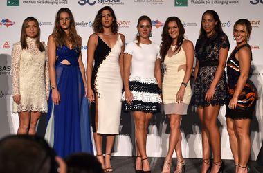 Стартовал итоговый чемпионат WTA: без Серены и с Кузнецовой, прилетевшей на частном самолете