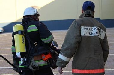 В Киеве в пожаре погибла женщина