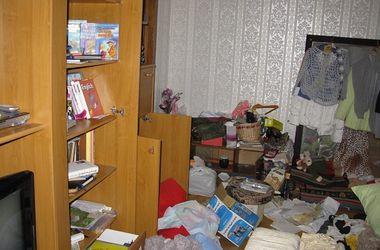 В Киеве парень ограбил квартиру на глазах у бабушки-инвалида