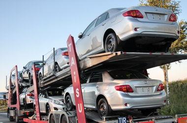 Украина побила рекорд по импорту авто