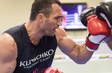 Кличко повредил икроножную мышцу, бой с Джошуа пройдет весной 2017 года