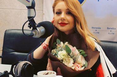 Сексуальная Тина Кароль блеснула формами в платье за 150 тысяч гривен (фото)