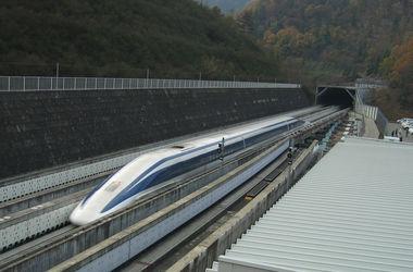 Китайцы придумали супер-быстрый поезд на воздушной подушке