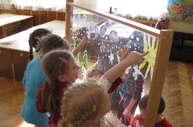 Занятия в детском саду отменены из-за угрозы взрыва. Фото: lviv6.lvivedu.com