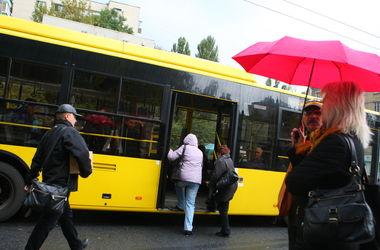 В Киеве приостановят движение некоторых троллейбусов